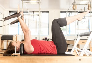 Supine Arms on the Reformer