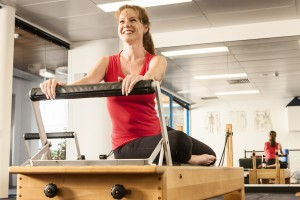 Mermaid on the Reformer